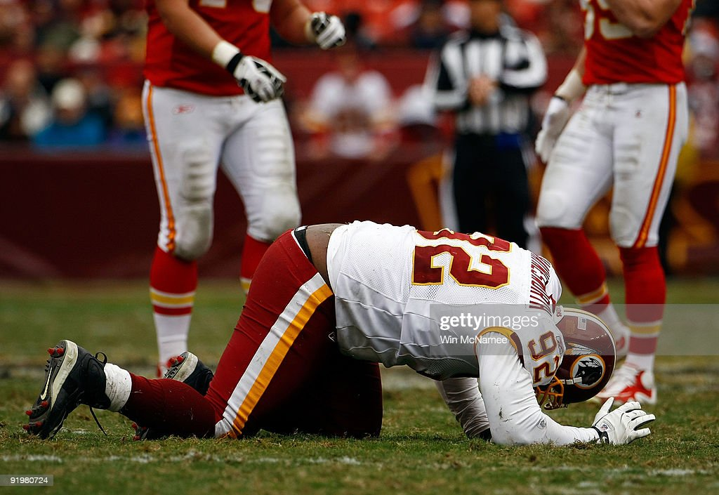 Kansas City Chiefs v Washington Redskins