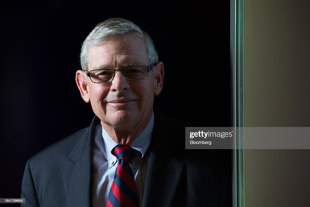 Albert Koch, vice-chairman and managing director of AlixPartners LLP, poses for a photograph at the Asian Leadership Conference in Seoul, South Korea, on Wednesday, March 27, 2013. The conference concludes today. Photographer: SeongJoon Cho/Bloomberg via Getty Images