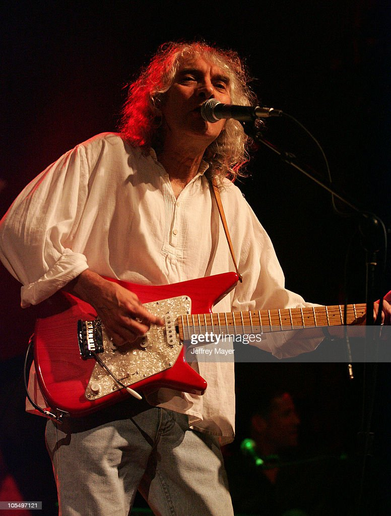 Albert Lee during The Crickets and Friends in Concert at the House of Blues at House of Blues in West Hollywood, California, United States.