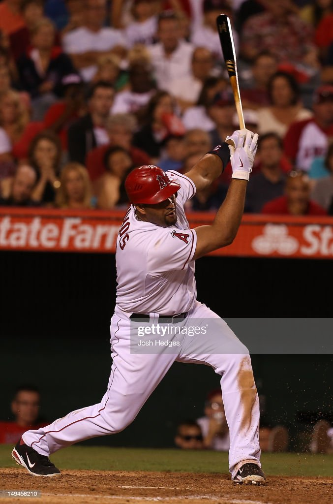 <a gi-track='captionPersonalityLinkClicked' href=/galleries/search?phrase=Albert+Pujols&family=editorial&specificpeople=171151 ng-click='$event.stopPropagation()'>Albert Pujols</a> #5 of the Los Angeles Angels of Anaheim bats against the Tampa Bay Rays at Angel Stadium of Anaheim on July 28, 2012 in Anaheim, California.