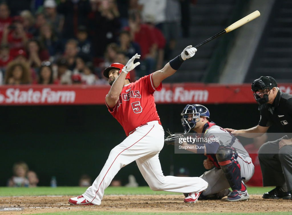 Minnesota Twins v Los Angeles Angels of Anaheim