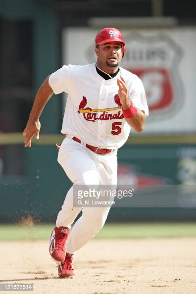 st louis cardinals vs albert pujols Cardinals shop understands the passion that goes into gameday, which is why we hustle to make sure all types of st louis cardinals albert pujols t-shirts are available for women, men and kids to wear as they cheer.