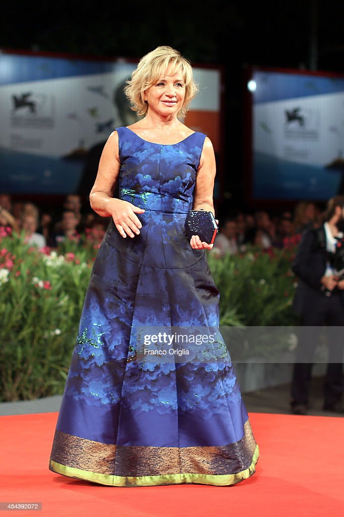 Alberta Ferretti attends the 'The Humbling' Premiere during the 71st Venice Film Festival on August 30, 2014 in Venice, Italy.