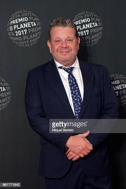 Alberto Chicote attends the '66th Premio Planeta' Literature Award the most valuable literature award in Spain with 601000 euros for the winner at...