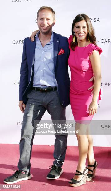 Alberto Lopez Lopez attend the opening of new Carpisa stores on May 9 2017 in Madrid Spain