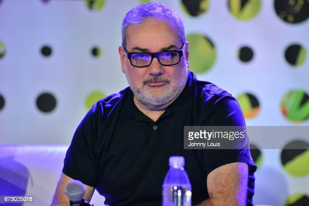 Alberto Lorente during The Billboard Latin Music Conference Awards Marketing Panel/ Case Study panel at Ritz Carlton South Beach on April 25 2017 in...