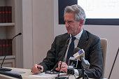 ITA: Mediobanca SpA CEO Alberto Nagel Strategy Update News Conference