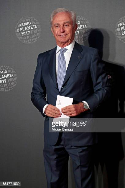 Alberto Palatchi attends the '66th Premio Planeta' Literature Award the most valuable literature award in Spain with 601000 euros for the winner at...