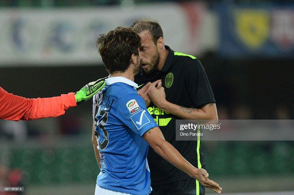AC Chievo Verona v Hellas Verona FC - Serie A