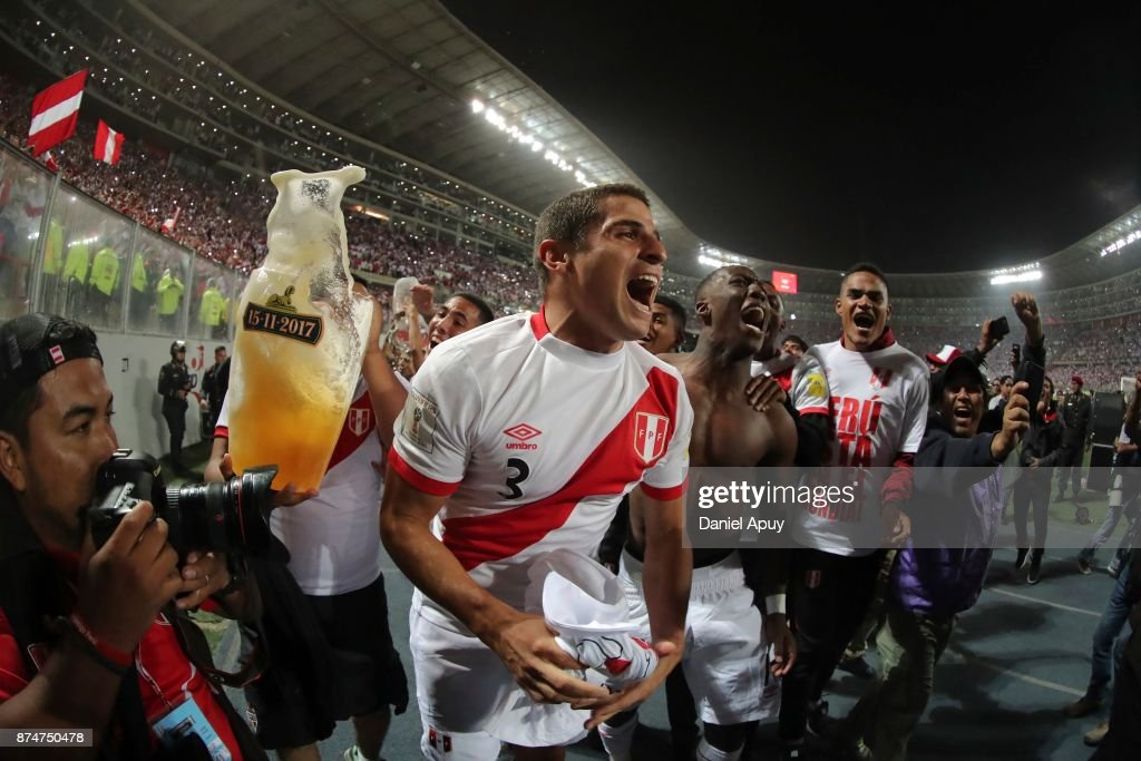 Peru v New Zealand - 2018 FIFA World Cup Qualifier Playoff