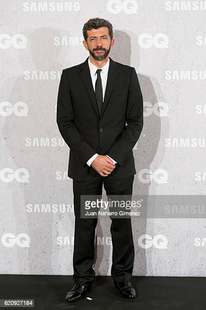 Alberto Rodriguez attends 'GQ Men Of The Year Awards 2016' photocall at Palace Hotel on November 3 2016 in Madrid Spain