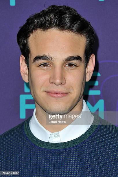 Alberto Rosende arrives at the Disney/ABC 2016 Winter TCA Tour at the Langham Hotel on January 9 2016 in Pasadena California