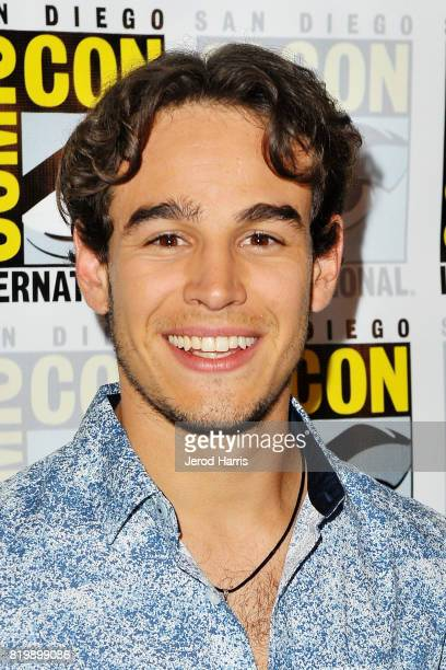 Alberto Rosende attends ComicCon International 2017 Day 1 on July 20 2017 in San Diego California