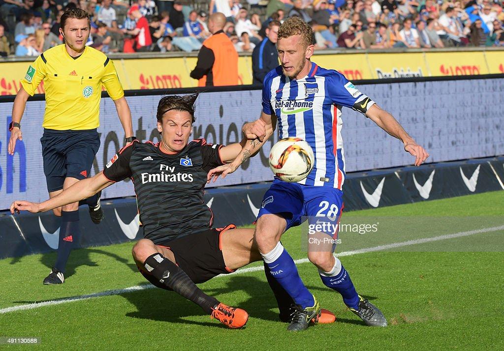 Hamburger SV: Hertha BSC V Hamburger SV - Bundesliga