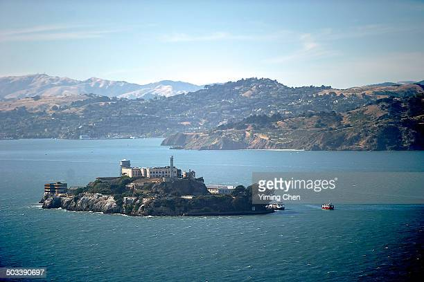 CONTENT] Alcatraz Island is located in the San Francisco Bay A federal prison from 1933 until 1963