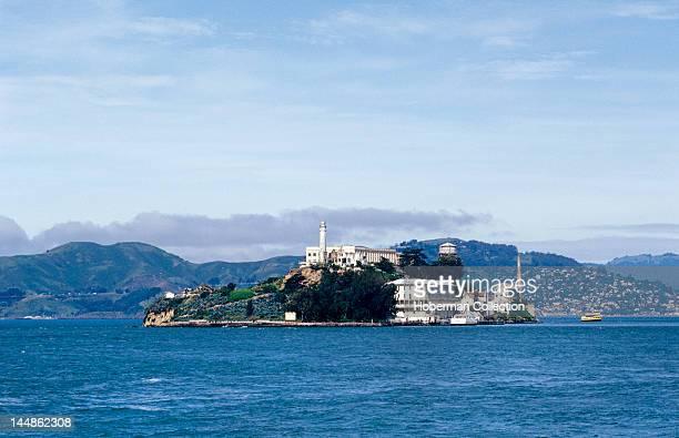 Alcatraz Island San Francisco California North America
