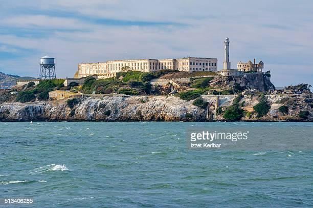 Alcatraz Island, San Francisco, California, USA