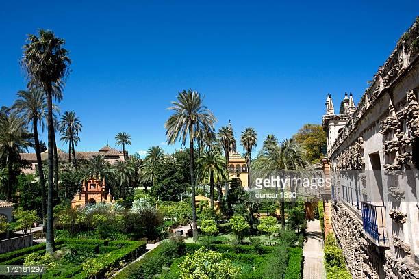 Gärten des Alcazar