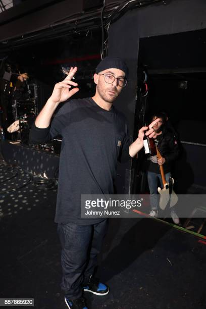 Alchemist performs at Terminal 5 on December 6 2017 in New York City