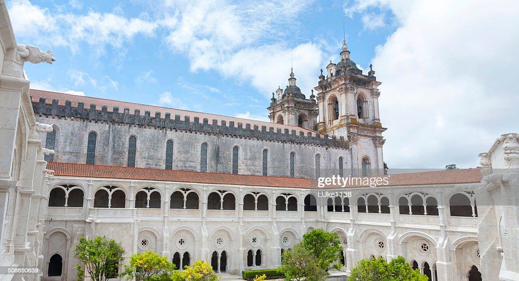 Alcobaca Monastery : Stock Photo