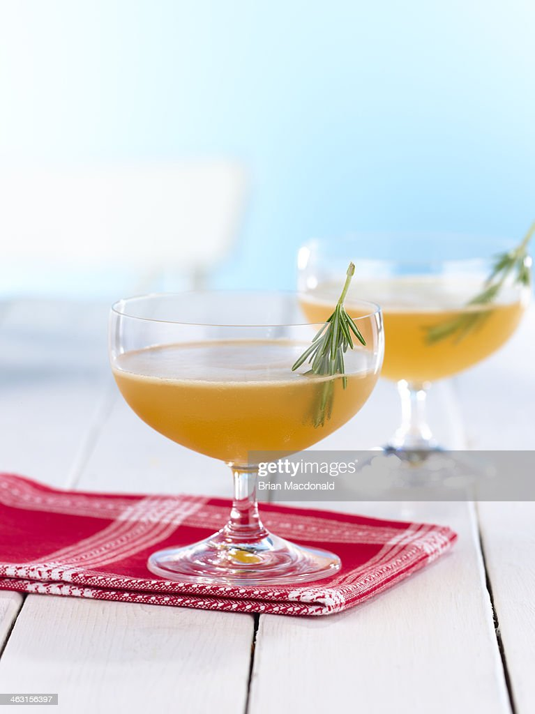 Alcohol Cocktail : Stock Photo