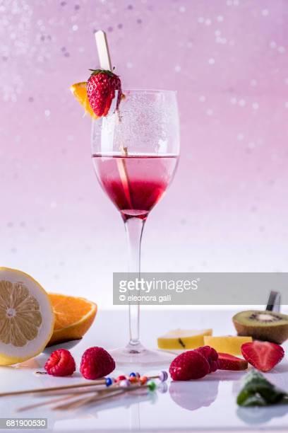 Alcoholic aperitif