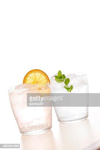 Alcoholic drinks : Stock Photo