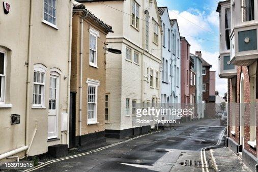 Aldeburgh, Suffolk : Stock Photo