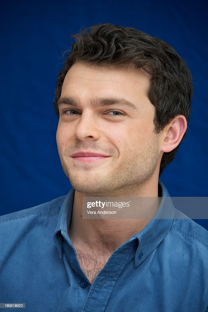 <a gi-track='captionPersonalityLinkClicked' href=/galleries/search?phrase=Alden+Ehrenreich&family=editorial&specificpeople=4069445 ng-click='$event.stopPropagation()'>Alden Ehrenreich</a> attends the 'Beautiful Creatures' Press Conference at the SLS Hotel on February 1, 2013 in Beverly Hills, California.