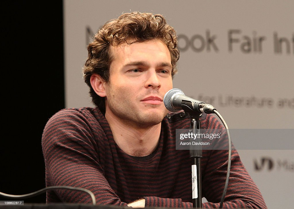 Alden Ehrenreich attends Warner Bros. 'Beautiful Creatures' Authors And Cast At Miami Book Fair on November 17, 2012 in Miami, Florida.