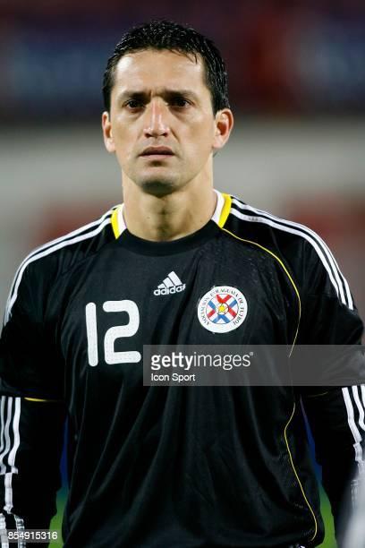 Aldo BOBADILLA Qatar / Paraguay Match Amical stade Robert Diochon Rouen