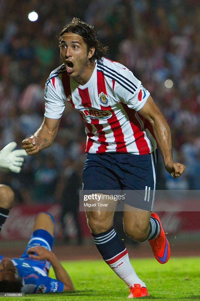 Puebla v Chivas - Final Clausura 2015 Copa MX