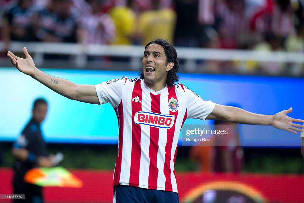 Chivas v America - Clausura 2015 Liga MX