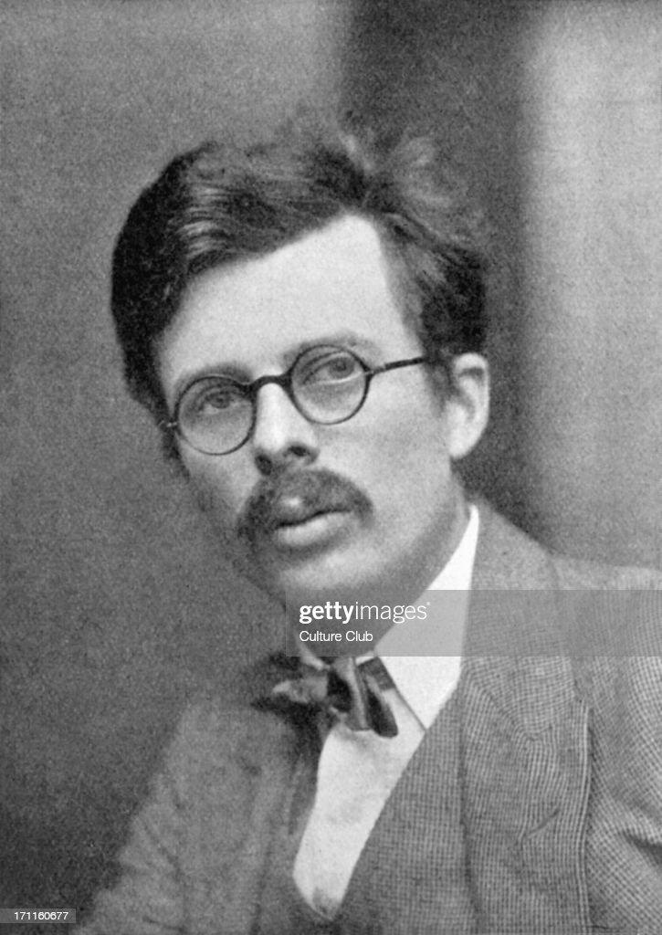 Aldous Huxley Getty Images