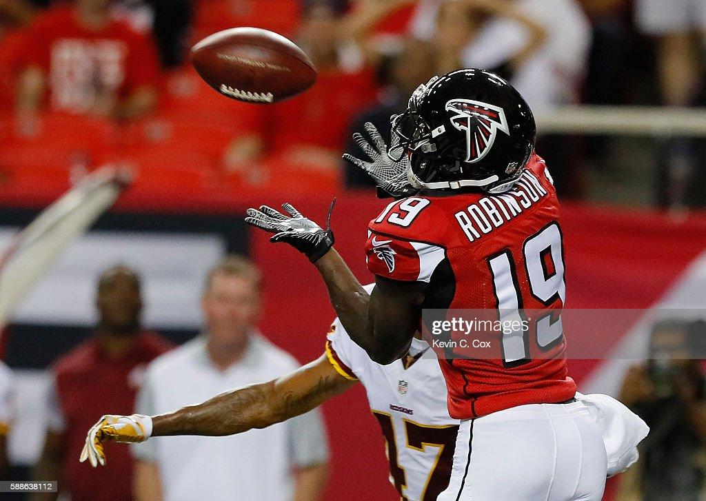 Washington Redskins v Atlanta Falcons