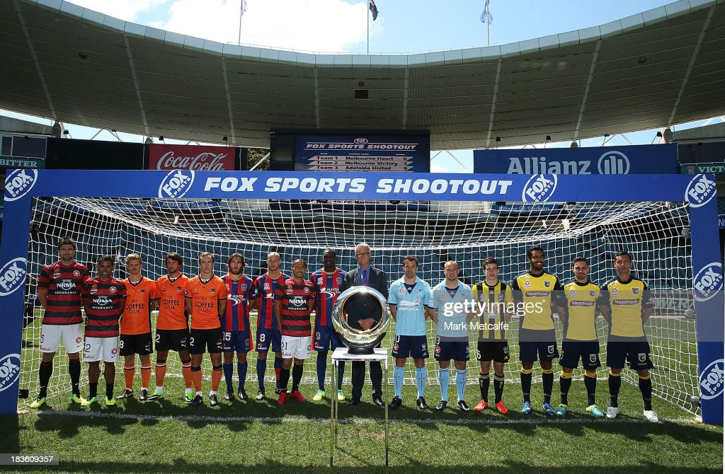 A-League Season Launch