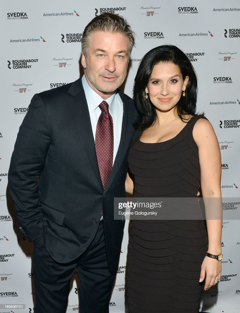 <a gi-track='captionPersonalityLinkClicked' href=/galleries/search?phrase=Alec+Baldwin&family=editorial&specificpeople=202864 ng-click='$event.stopPropagation()'>Alec Baldwin</a> and <a gi-track='captionPersonalityLinkClicked' href=/galleries/search?phrase=Hilaria+Baldwin&family=editorial&specificpeople=7856471 ng-click='$event.stopPropagation()'>Hilaria Baldwin</a> attend the 2013 Roundabout Theatre Company Spring Gala at Hammerstein Ballroom on March 11, 2013 in New York City.