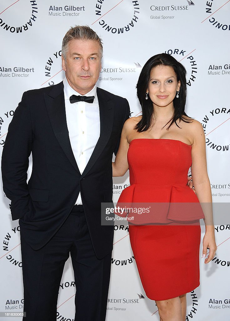 <a gi-track='captionPersonalityLinkClicked' href=/galleries/search?phrase=Alec+Baldwin&family=editorial&specificpeople=202864 ng-click='$event.stopPropagation()'>Alec Baldwin</a> (L) and <a gi-track='captionPersonalityLinkClicked' href=/galleries/search?phrase=Hilaria+Thomas&family=editorial&specificpeople=7856471 ng-click='$event.stopPropagation()'>Hilaria Thomas</a> Baldwin attend the New York Philharmonic 172nd Season Opening Night Gala at Avery Fisher Hall, Lincoln Center on September 25, 2013 in New York City.