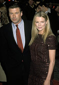 Alec Baldwin and Kim Basinger at the Sony Theatres Lincoln Center in New York City New York