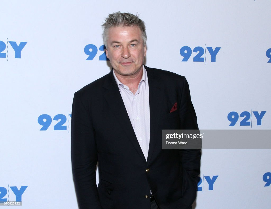 Alec Baldwin In Conversation With Janet Maslin