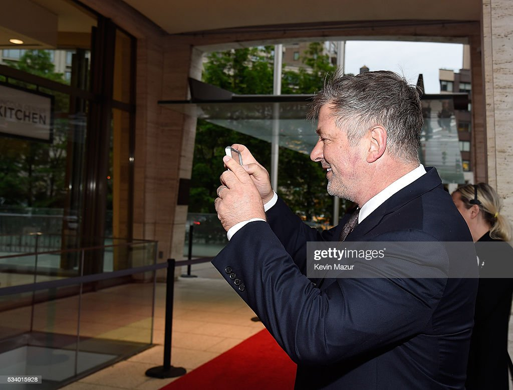 Alec Baldwin attends New York Philharmonic's Spring Gala, A John Williams Celebration at David Geffen Hall on May 24, 2016 in New York City.