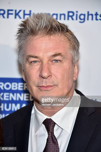 Alec Baldwin attends RFK Human Rights' Ripple of Hope Awards Honoring VP Joe Biden Howard Schultz Scott Minerd in New York City