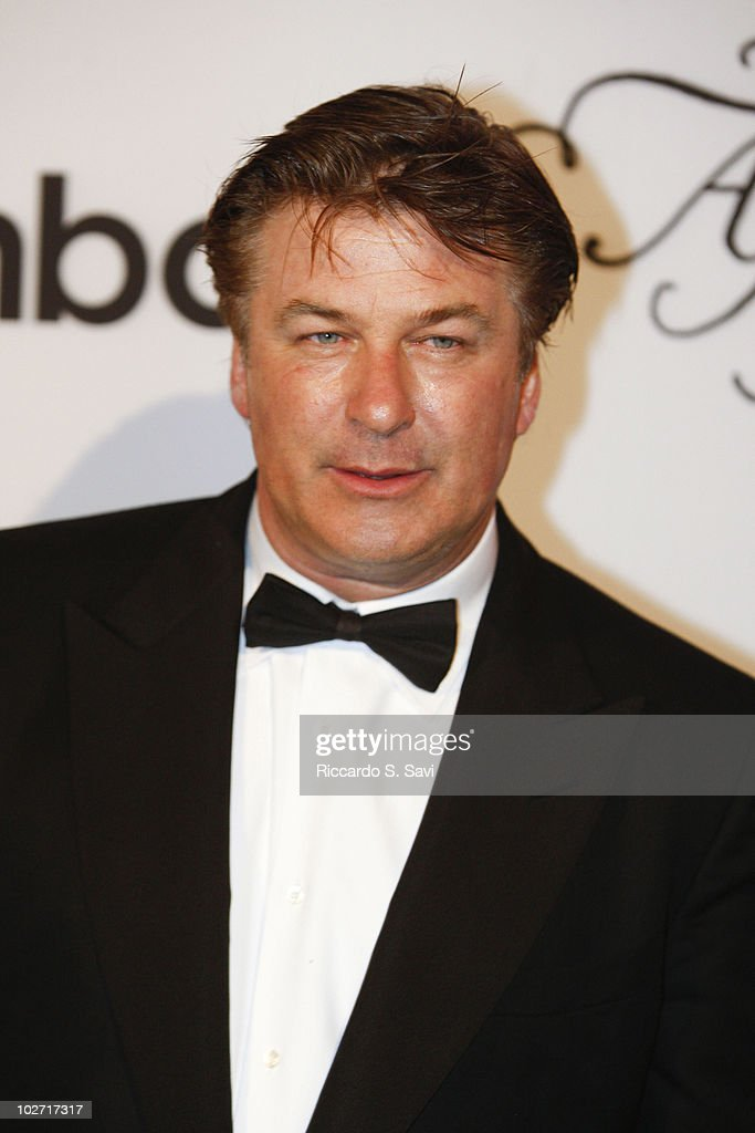 Alec Baldwin attends the 2010 MSNBC White House Correspondents Dinner After Party at the Andrew W. Mellon Auditorium on May 1, 2010 in Washington, DC.