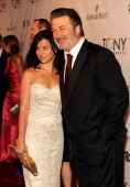 Alec Baldwin attends the 65th Annual Tony Awards at the Beacon Theatre on June 12 2011 in New York City