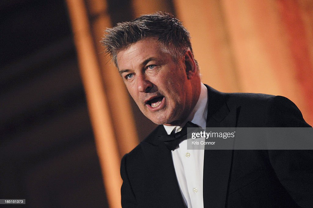 <a gi-track='captionPersonalityLinkClicked' href=/galleries/search?phrase=Alec+Baldwin&family=editorial&specificpeople=202864 ng-click='$event.stopPropagation()'>Alec Baldwin</a> attends the Some Enlightened Evening Benefit Gala at Andrew W. Mellon Auditorium on October 17, 2013 in Washington, DC.