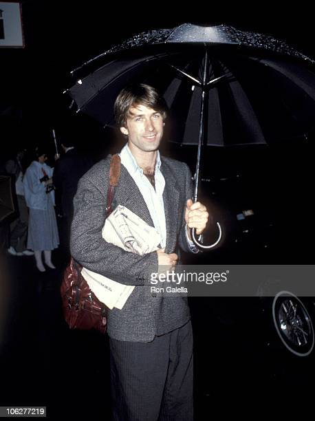 Alec Baldwin during 'I'm Not Rappaport' Broadway Opening Night at Booth Theater in New York City New York United States