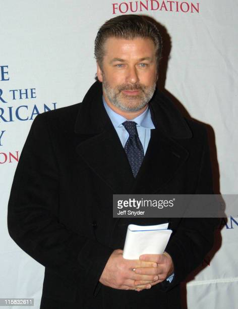 Alec Baldwin during People for the American Way Foundation Awards at The John F Kennedy Center for the Performing Arts in Washington DC DC United...
