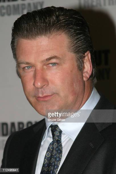 Alec Baldwin during Roundabout Theatre Company's 2005 Spring Gala Celebration at Pier 60 at Chelsea Piers in New York NY United States