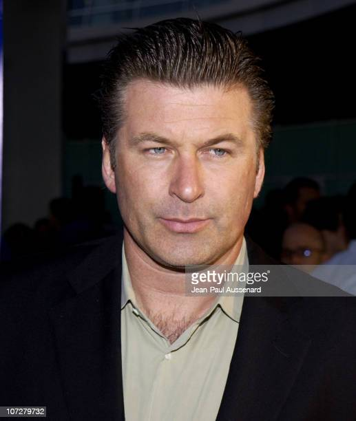 Alec Baldwin during 'The Cooler' Los Angeles Premiere 2003 IFP Los Angeles Film Festival Opening Night Sponsored by In Style at ArcLight Cinerama...