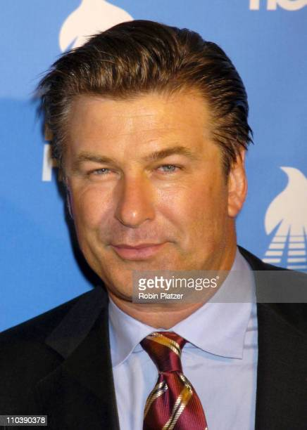 Alec Baldwin during The Phoenix House Benefit Honors Jeff Zucker with Phoenix Rising Award at The Waldorf Astoria Hotel in New York City New York...